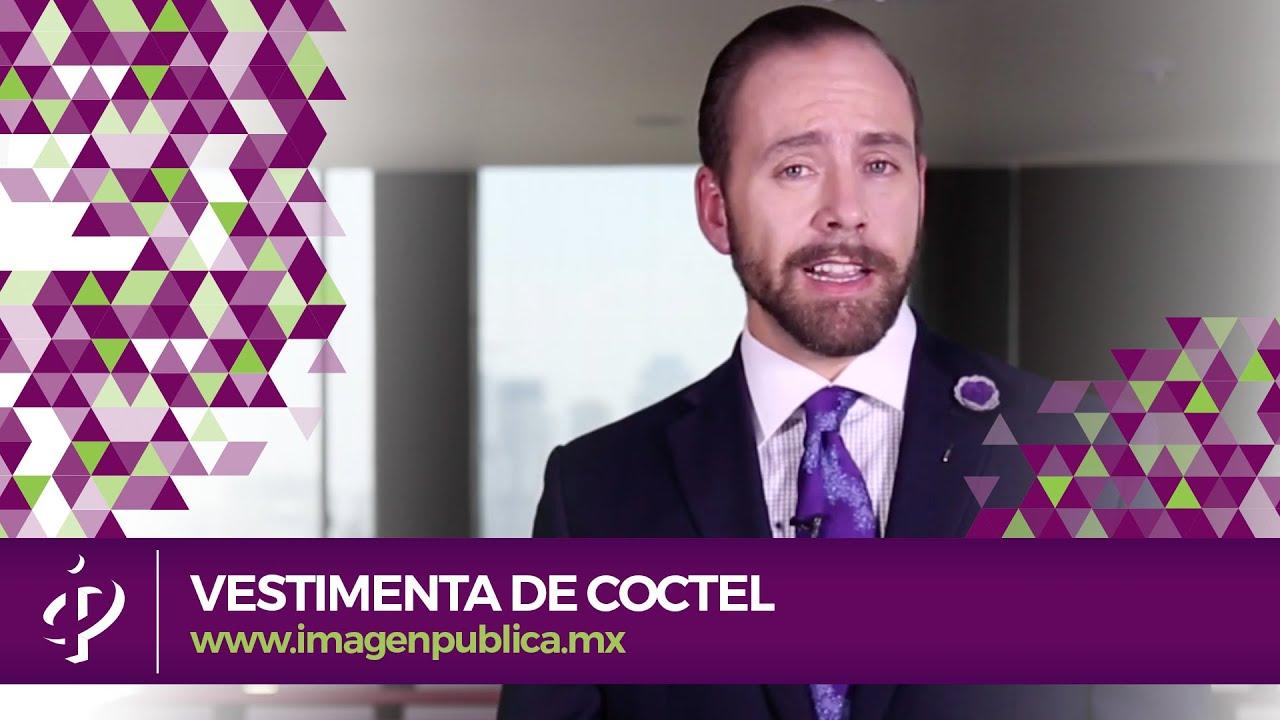 25e5f894df Vestimenta de coctel - Alvaro Gordoa - Colegio de Imagen Pública ...