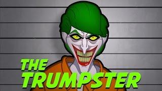The Trumpster   A Bloomin' Joke