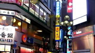 Japan Trip 2013 Tokyo Shinjuku Kabukichō Night view 71(Kabukichō, Tokyo From Wikipedia, the free encyclopedia Kabukichō (歌舞伎町) is an entertainment and red-light district in Shinjuku, Tokyo, Japan. Kabukichō is ..., 2013-03-19T05:03:32.000Z)