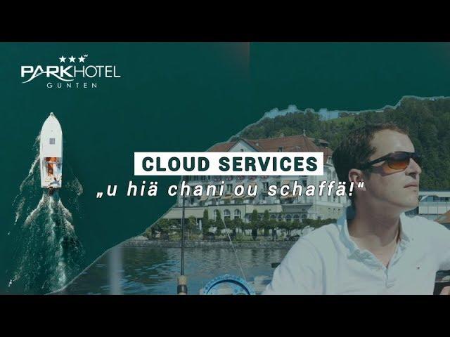 Werbevideo für Unico Data | Parkhotel Gunten