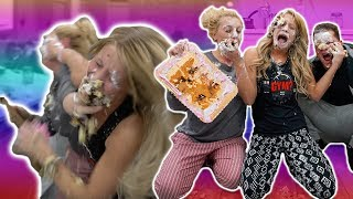 GIRLS GONE WILD CAKE WAR