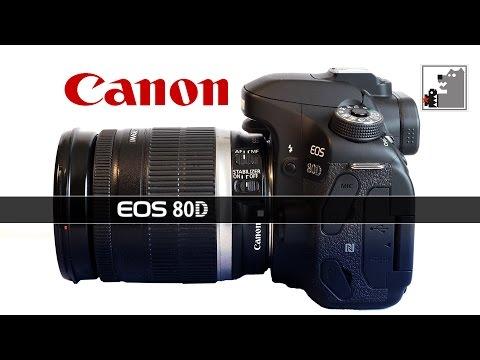 Canon 80D| Настоящий Кэнон