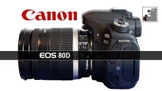 Canon 80D| Настоящий Кэнон(, 2016-12-21T21:06:05.000Z)