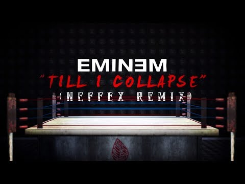 Eminem X Neffex - Till I Collapse ( Lyric Video )