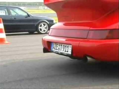 Audi S2 / RS2 (vs porsche)