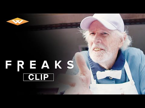 FREAKS (2019) Official Clip | Meeting Mr. Snowcone