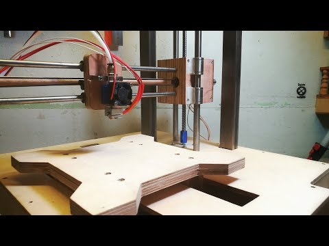 Make your own 3D Printer : Motors and Driving Systems (Part 3)