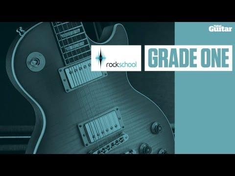 Rockschool Grade One - Doublestops (TG237)