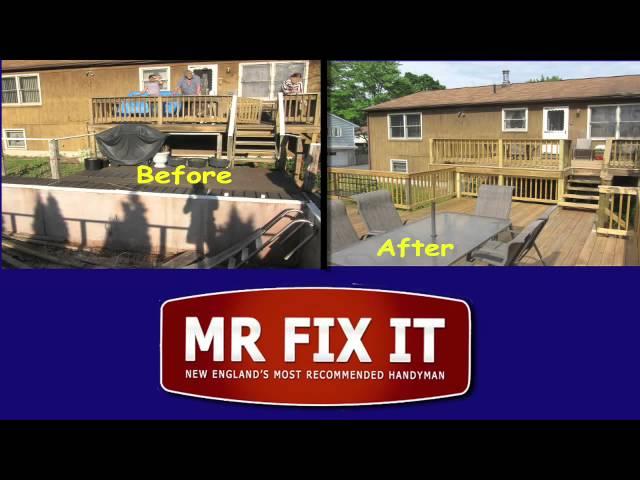 Mr Fix It Business Profile