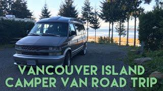Vancouver Island Road Trip // Camper Van Vacation