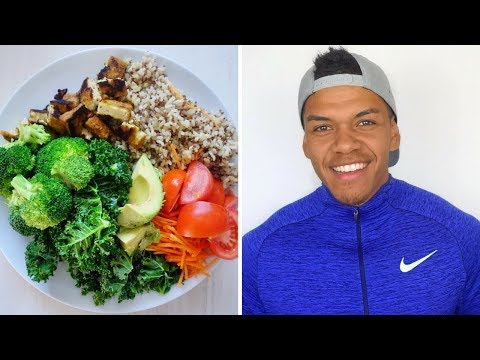 WHAT I EAT IN A DAY VEGAN + 90 Day Weight Loss Experiment