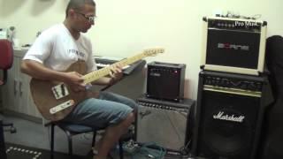 amplificador Borne Vorax 1250  - Amplificador Yamaha GA15II  - Amplificador Fender Princeton 65