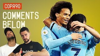 Super Man City Show They Are Still The Team To Beat In The Premier League | Comments Below