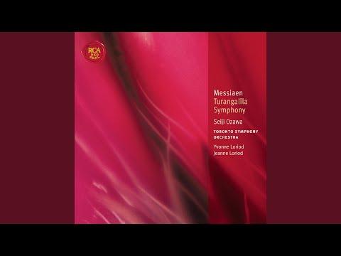 Turangalîla Symphonie: Joie du sang des étoiles