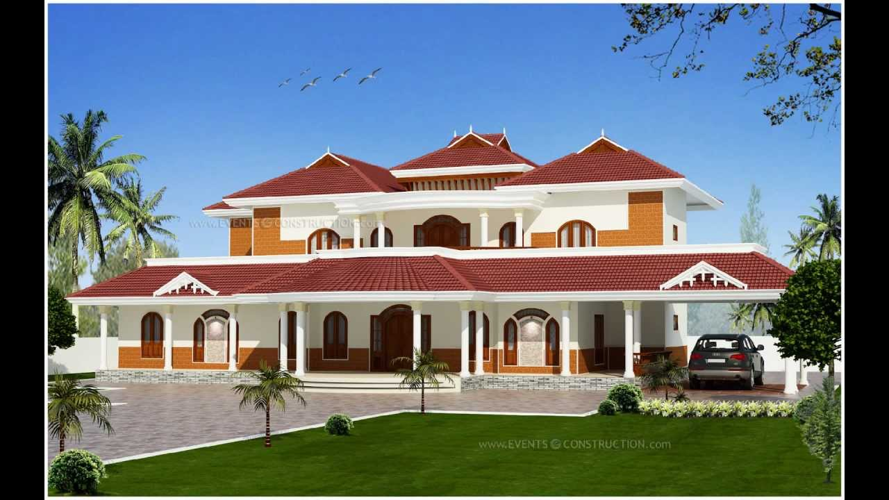 Ft House Designs From Evens Construction Pvt Ltd Youtube
