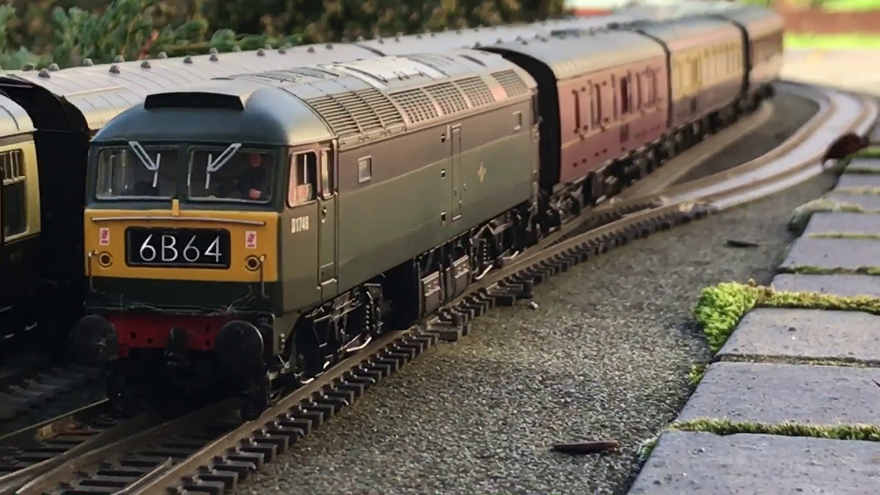 00 Garden Railway 30/10/17
