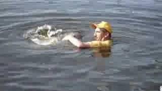 warning disturbing video!!!Man eaten by a killer giant whale in a beach