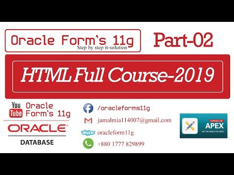 HTML Full Course - Part-2-Build a Website Tutorial 2019 thumbnail
