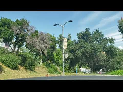 Rio Hondo College parking lot circle drive