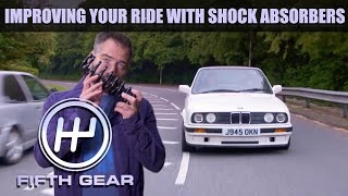 Improving your ride with a new shock absorber | Fifth Gear