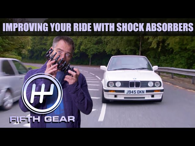 Improving your ride with a new shock absorber   Fifth Gear