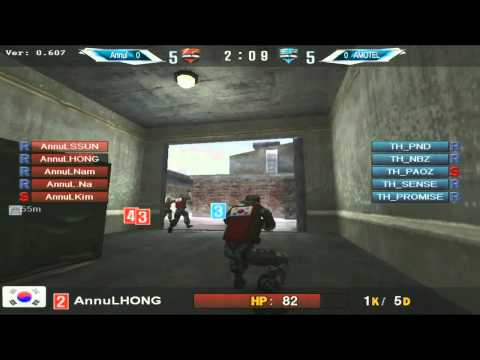 [WCG2011GF] SF Final Match amotel vs annul