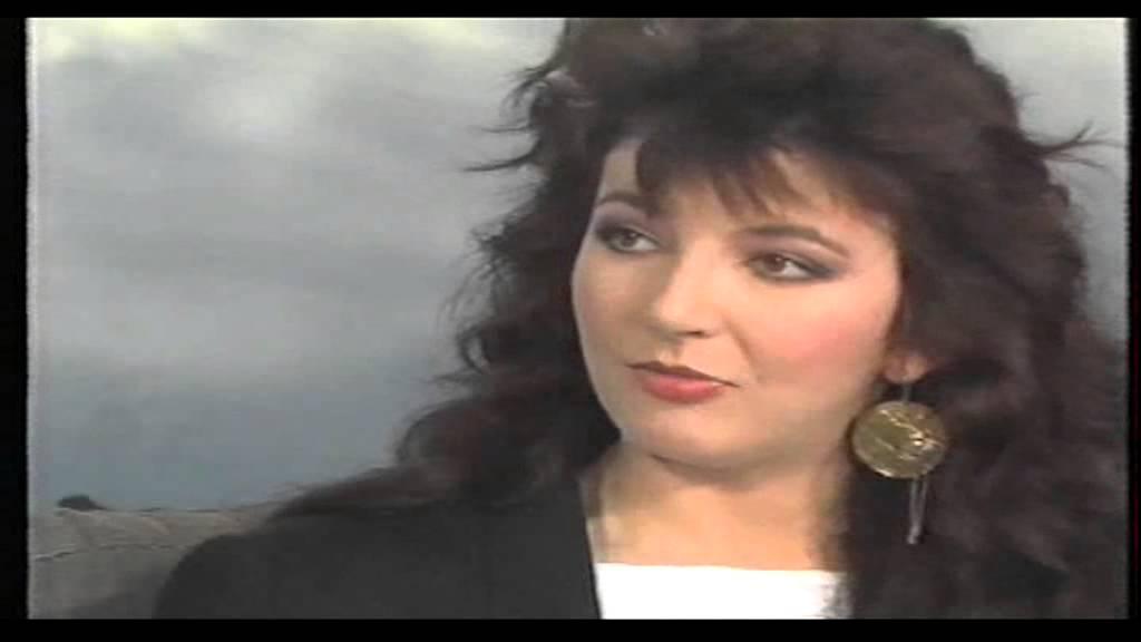Kate Bush - 1985 Music Box Interview