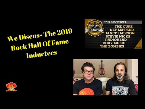 Rock Hall Of Fame 2019 Inductees Announced Mp3