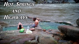 Hot Springs and Highways Living in a Van Life On the Road