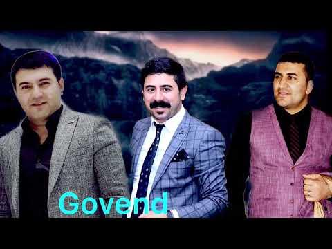 (Govend) Rustam Mahmudyan, Hozan Reşo_Jono Temuryan 2019 DUET Езидская Курдская музыка 2019