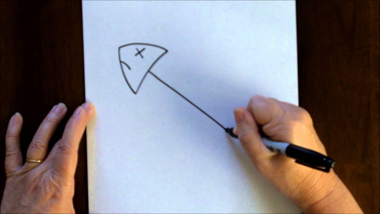 How To Draw A Fish Skeleton Cartoon Easy Drawing Lesson For Kids  Youtube