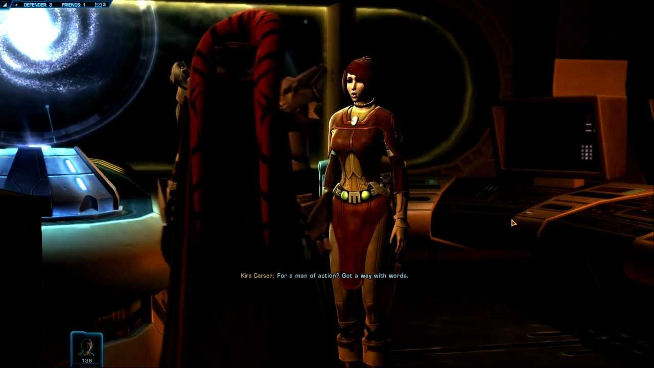 star wars the old republic nackte girls