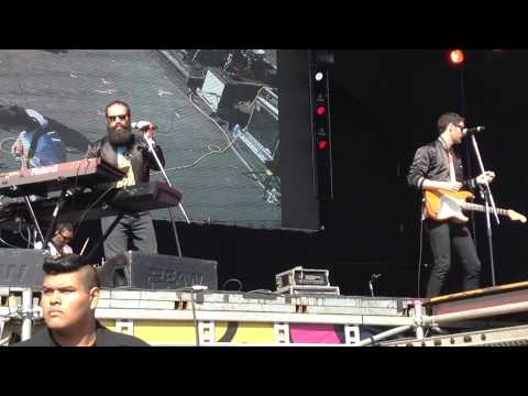Capital Cities - Kangaroo Court @ Lollapalooza Argentina 2014
