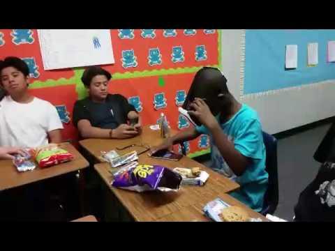 Wayne ruble middle school manikin challenge