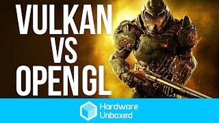 DOOM: Vulkan vs OpenGL Benchmark - The tide turning in AMD's favour?