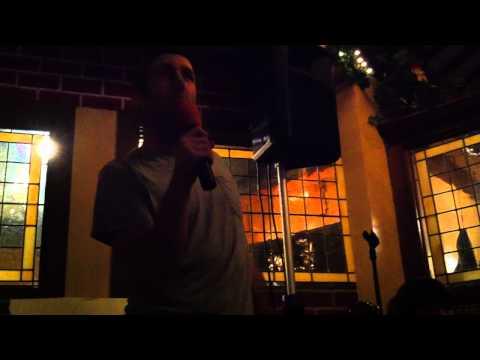 101124 keith ballard karaoke