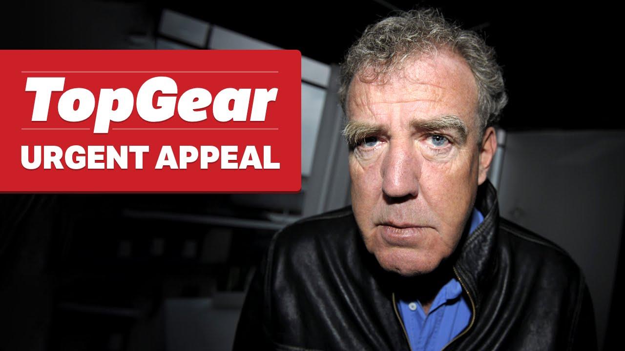 An Urgent Top Gear Appeal