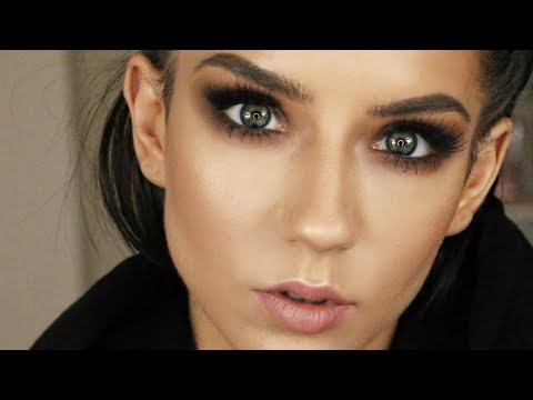 Step By Step Smokey Eye Tutorial