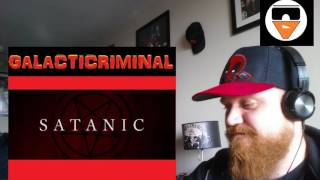 Satanic Trailer - Reaction