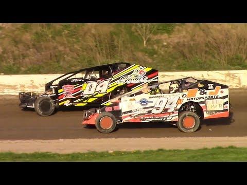 Sportsman Heat Two | Genesee Speedway | 5-12-18