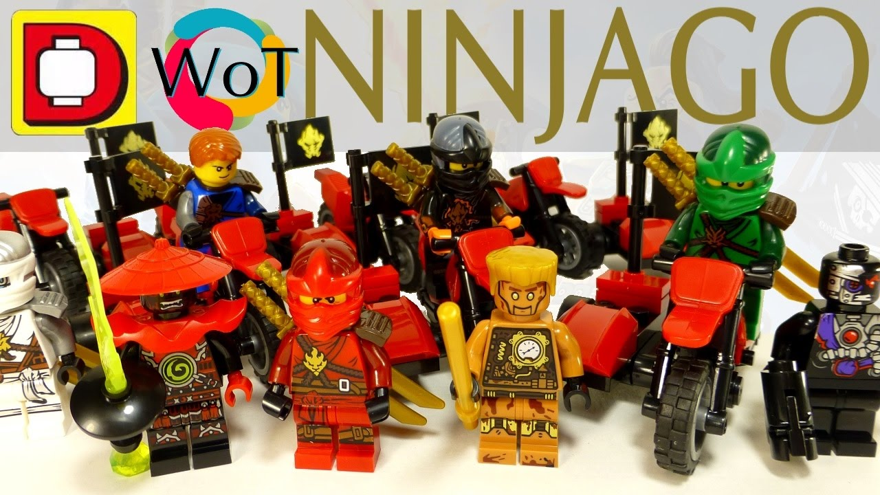 Хорошие новые копии минифигурок Лего Ниндзяго DLP9028 ...