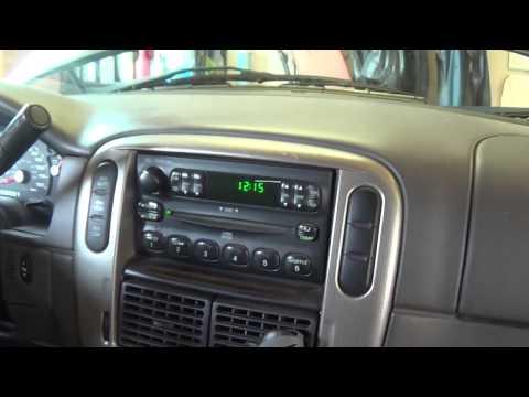 Air Blend Door door Fix 98 ford Explorer | FunnyDog.TV