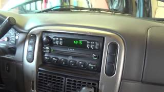 Repeat youtube video Quick Fix: '04 Ford Explorer HVAC -no air at vents