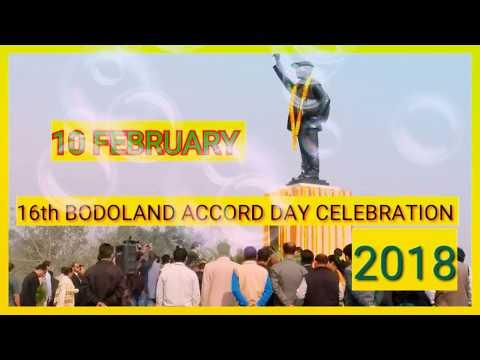 16th Bodoland day