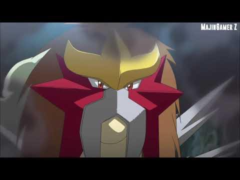 POKEMON [AMV] - HO-OH & ENTEI   POKEMON I CHOOSE YOU