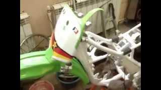 Kawasaki kx 80 part 2