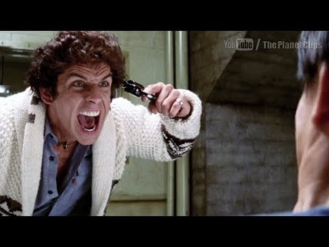 Funny Russian roulette  Starsky & Hutch film  Ben Stiller, George Cheung