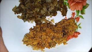 Жареная картошка или жареный топинамбур. Кулинарный еретик.