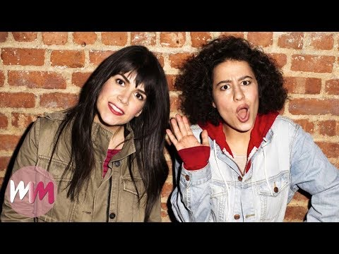 Top 10 Hilarious Broad City Moments