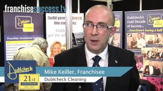 Dublcheck Franchisee Testimonial - Mike Keiller
